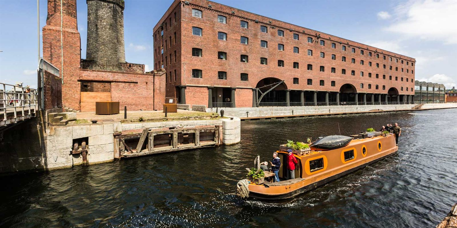 Spa Hotels Liverpool Docks